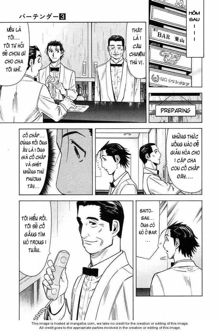 Bartender chap 23 Trang 14 - Mangak.info