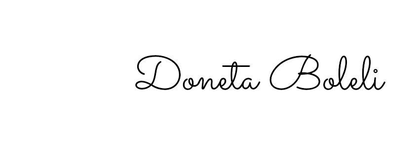 Doneta Boleli