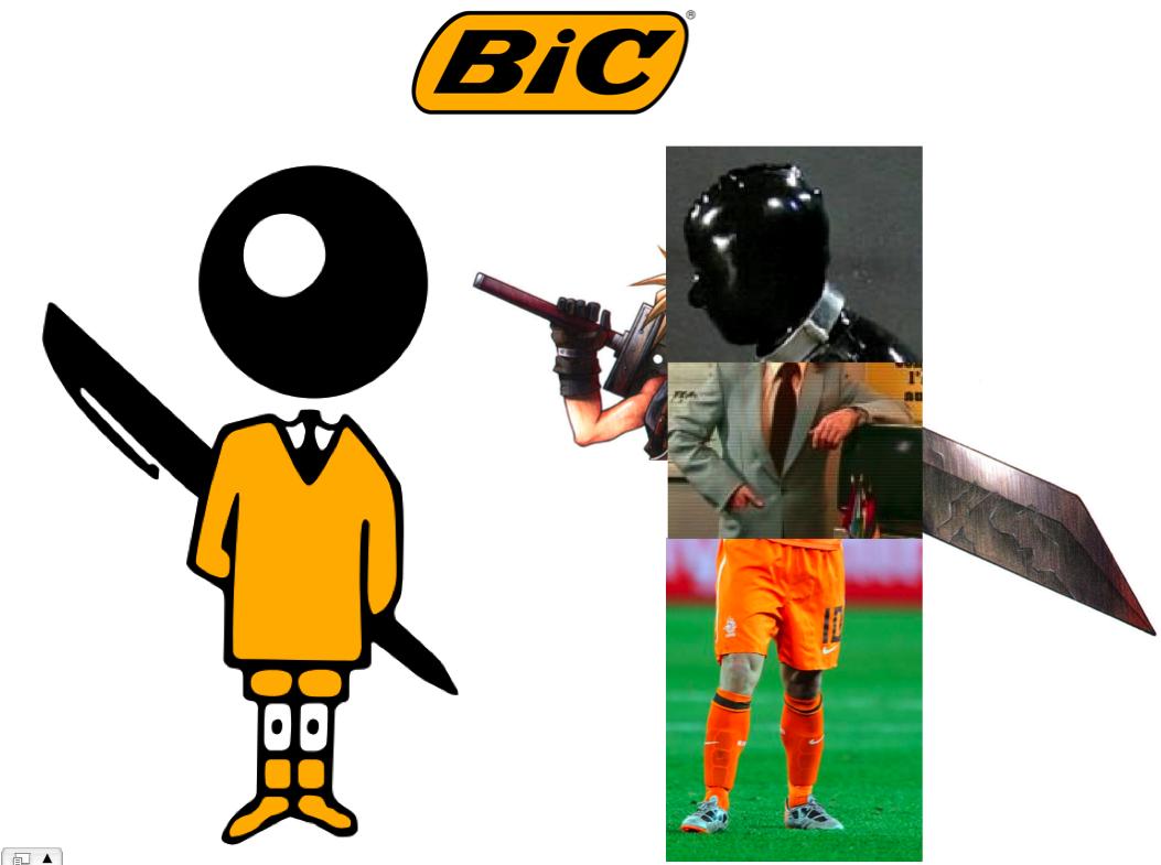 Bic Logos Jumeaux
