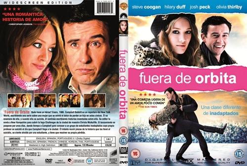 Burner dvd for Fuera de orbita