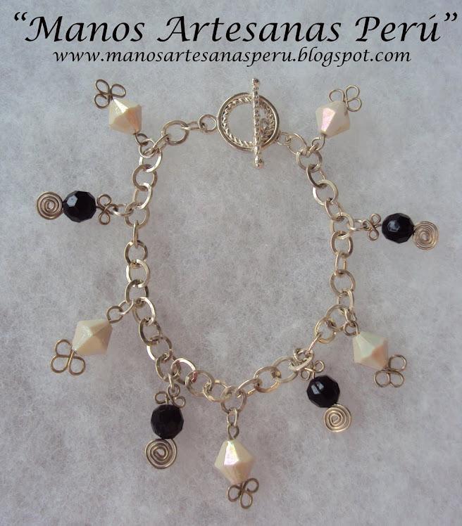 NEW!!! Jane_charm bracelet