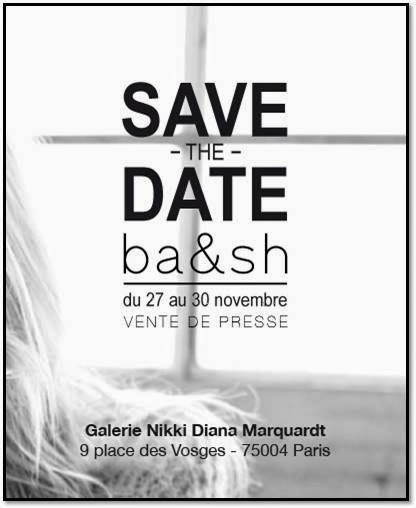 Vente Privée Bash Ba&Sh Noel Paris