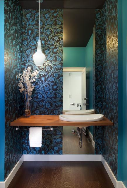 decoracao no lavabo: lavabos integrados (mas que servem para todo tipo de lavabo). Para ver
