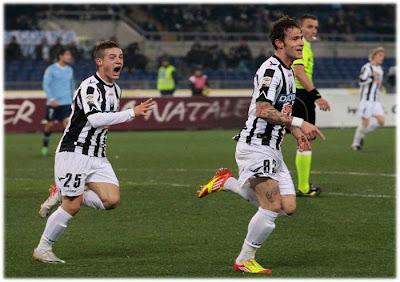 Lazio 2 - 2 Udinese (2)