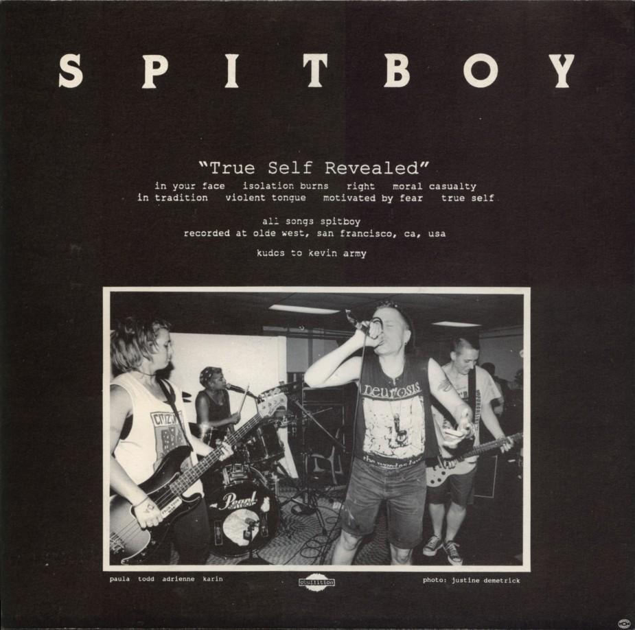 Los Crudos / Spitboy - Los Crudos / Spitboy