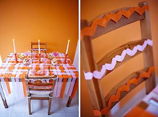 Mesa p/Dia dos Namorados - mesa completa