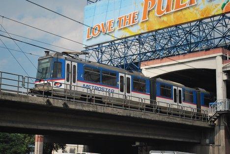 Metrostar Express Metro Rail Transit