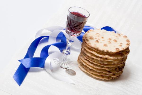 """... Christ in the Passover"""" 