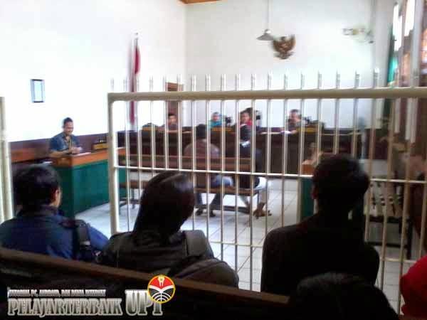 Proses Sidang Tilang di pengadilan Negeri
