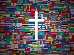 Jesus pra as Nações!!!
