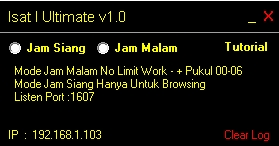 Inject Indosat I Ultimate v1.0 14 November 2015