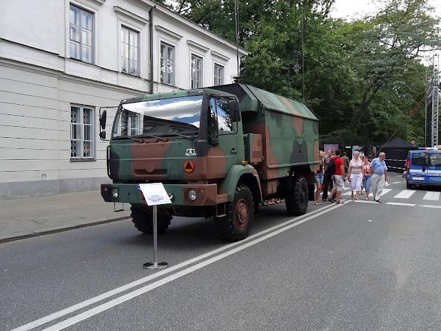 Dzień Wojska Polskiego w Warszawie