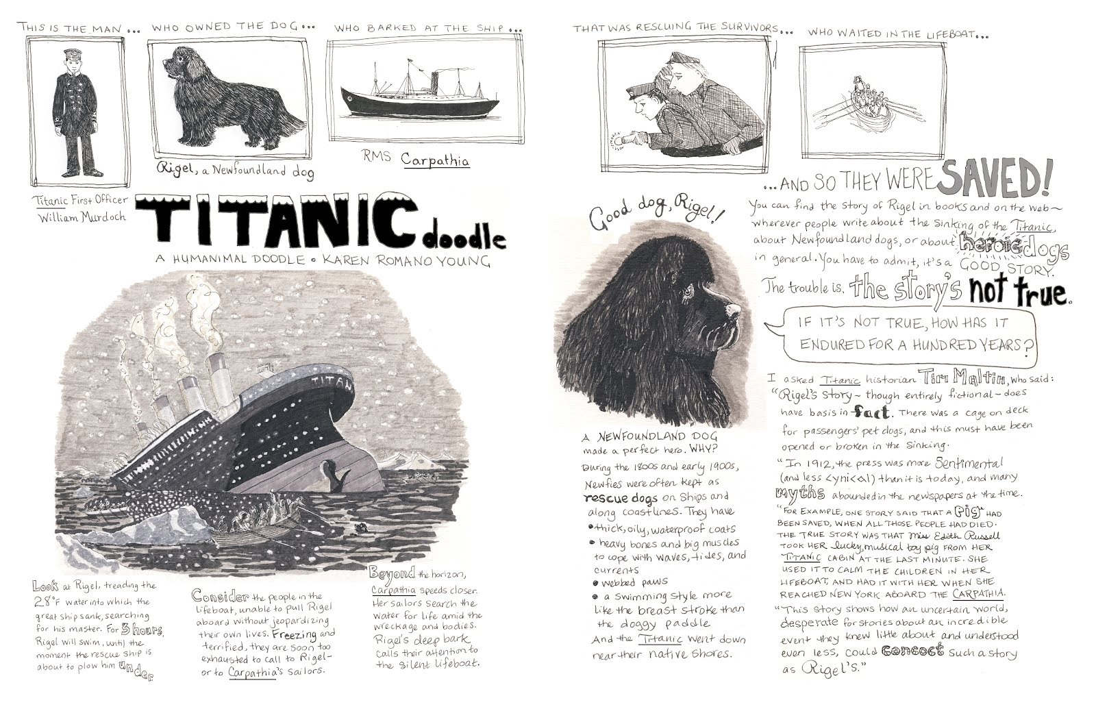 essay on titanic story Access to over 100,000 complete essays and term papers the story of the titanic began before anyone had even thought about building the great ship.