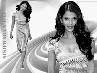 B&W pictures and wallapers of Aishwarya Rai  pic 3