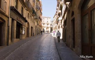Calle Sant Miquel