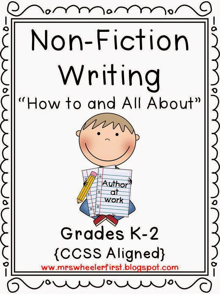Mrs Wheelers First Grade Tidbits Nonfiction Text Features – Text Features Worksheet