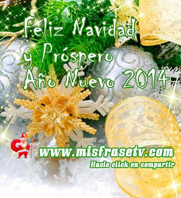 frases de navidad y año nuevo c