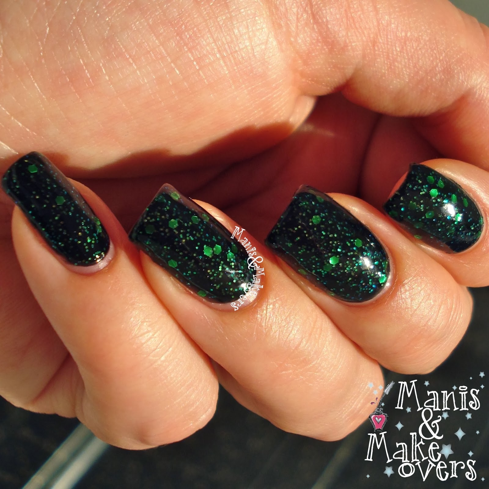 Manis & Makeovers: NYC Rock Muse \