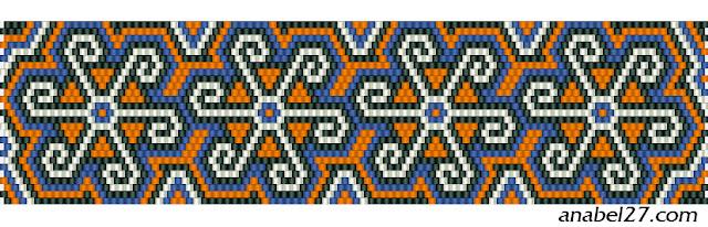 схема бисер бисероплетение мозаика солярные символы