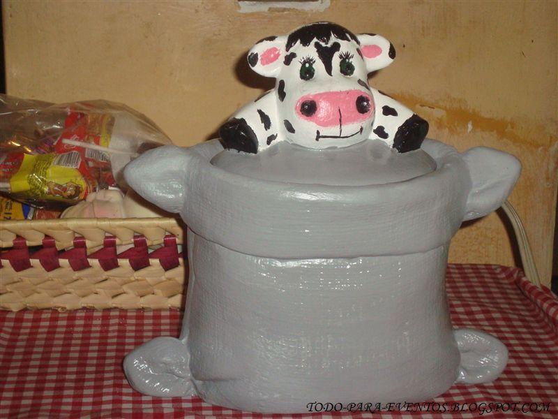Figuras de vacas para la cocina   imagui