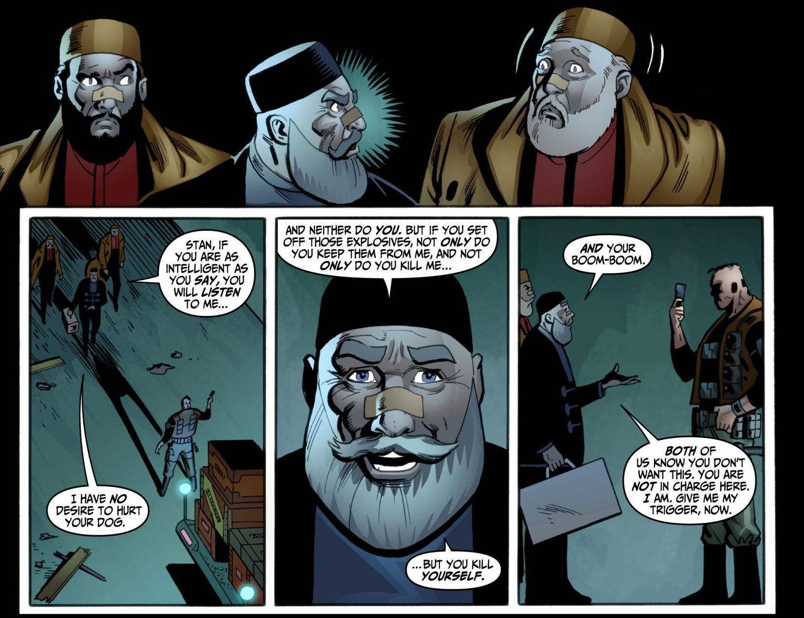 Batman Beyond (2012) Issue #6 #6 - English 7