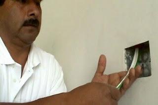 Instalaciones electricas residenciales - guiado del cable