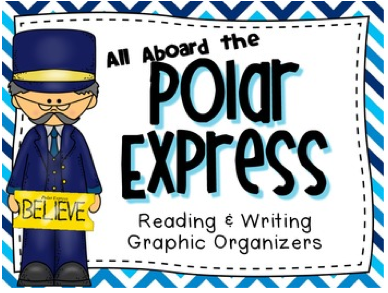http://www.teacherspayteachers.com/Product/Polar-Express-Reading-and-Writing-Graphic-Organizers-1003323