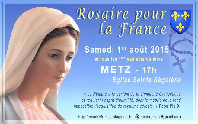 PROCHAIN ROSAIRE POUR LA FRANCE A METZ dans actualités 01%2Baout%2B2015%2Brosaire%2Bfrance