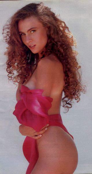 Andreia Lista na Playboy