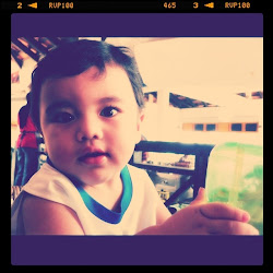 My Harith!