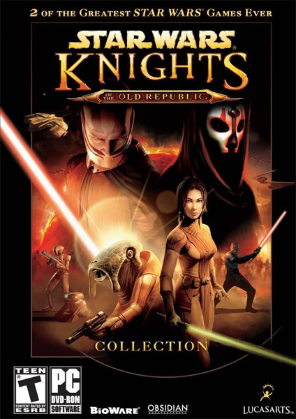 Star Wars: Knights of the Old Republic Collection – PC