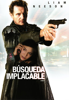 Ver Búsqueda Implacable Online Gratis (2008)
