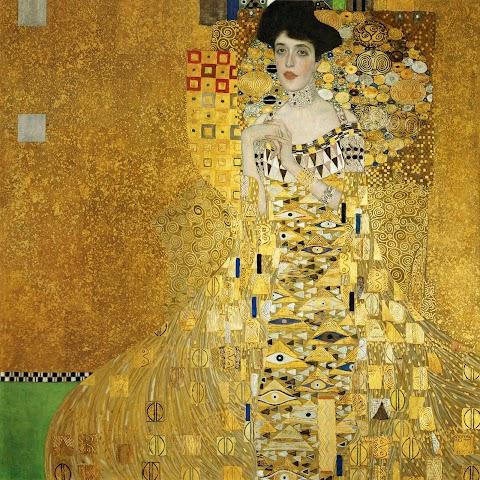 Adele Bloch-Bauer'in Portresi I-II