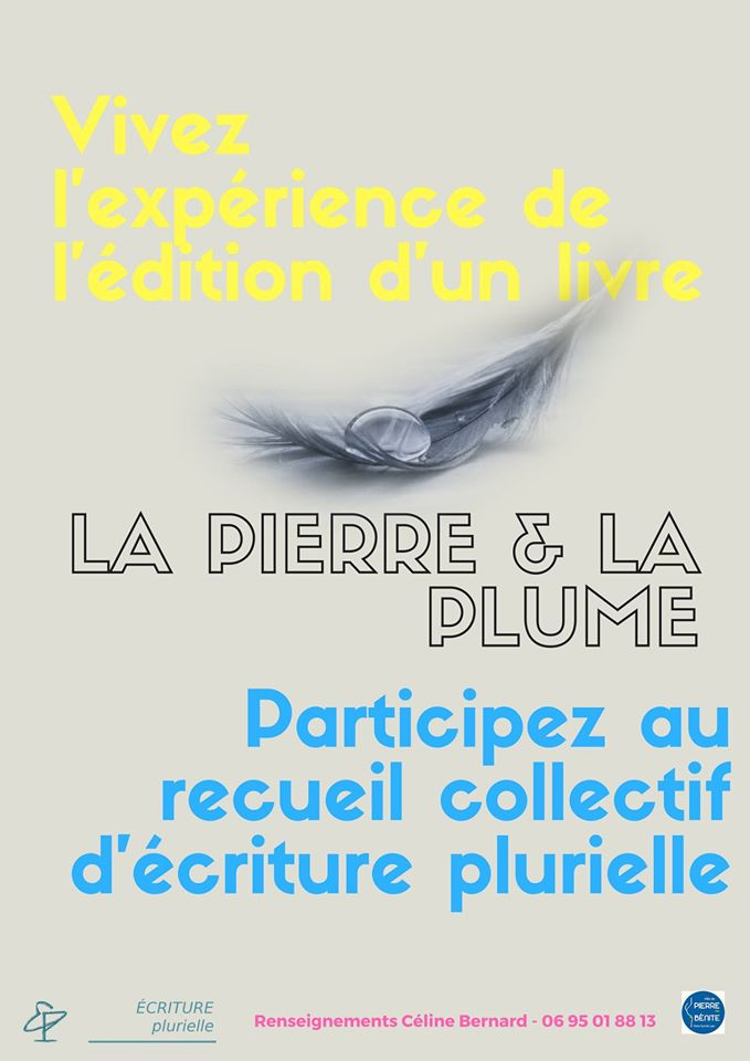 Affiche Pierre & plume