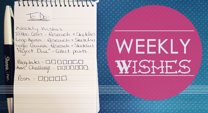 Weekly Wishes 9