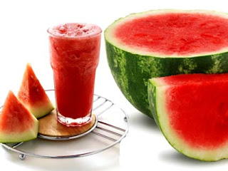 sweet watermelon juices