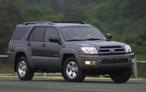 Toyota 4Runner Review Specifications