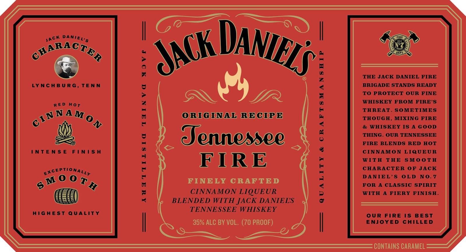 Dutchjack - Jack Daniels Label
