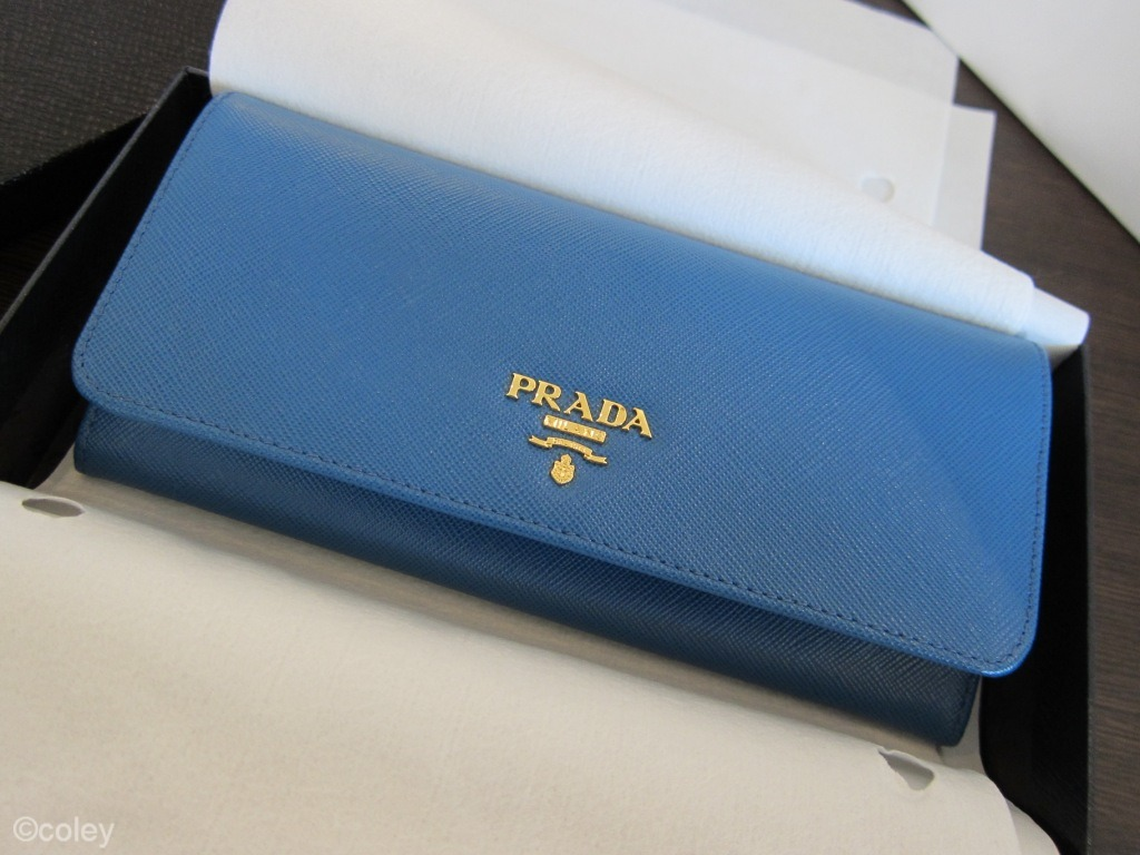 how much are prada wallets