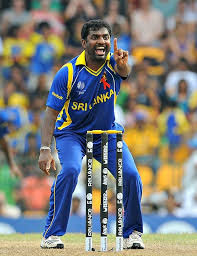 Muralitharan tops the list of top 10 odi wicket takers