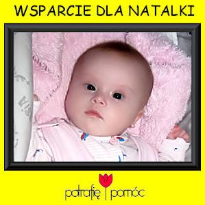 Wesprzyj Natalkę chorą na zespół Downa - córka koleżanki