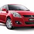Spesifikasi Suzuki All New Swift