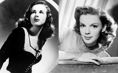 Judy Garland vs. Deanna Durbin