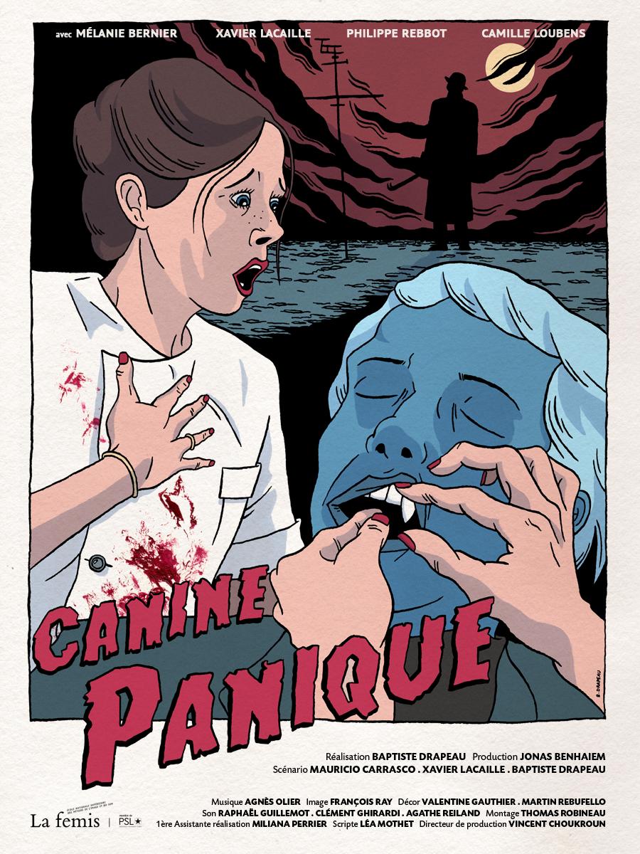 """""""Canine Panique"""" - 22min"""