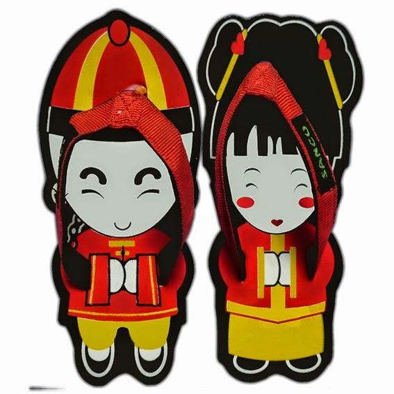 Sandal Sancu Koko & Cici