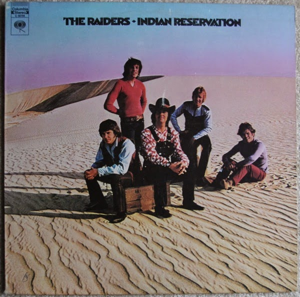 Paul Revere And The Raiders Indian Reservation 1971