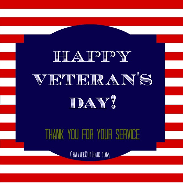 Happy Veteran's Day Img