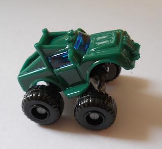 coche de la serie sprinty dc053 de magic kinder