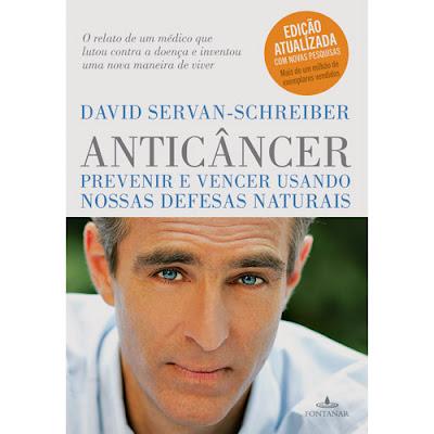 David servan-schreiber livro curar