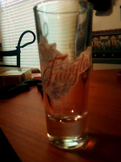 True Blood Party Favors Fangtasia Shot Glass @ Northmans Party Vamps